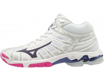 Mizuno Wave Voltage Mid Damen
