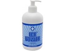 ICE POWER®Flacon + Dispenser Gel 400ml
