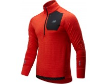 New Balance Longsleeve Half-Zip Men