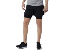 New Balance Q Speed 2in1 Short Men