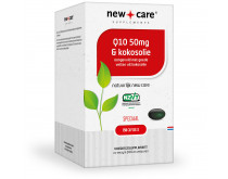 New Care Q10 50mg & Kokosolie 150 stuks