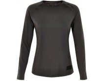 Newline Black Airflow Shirt LS Women