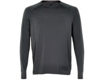 Newline Black Airflow Shirt LS Men