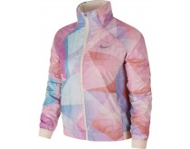 Nike Hooded Printed Jacket Women