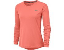 Nike Miler Long Sleeve Women