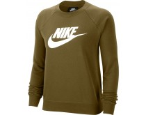 Nike Big Logo Essential Crew Women