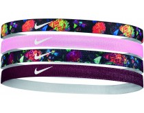 Nike Printed Headbands 4-pack