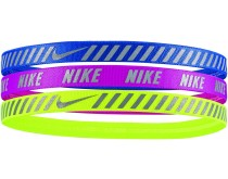 Nike Hazard Haarband 3-pack