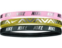 Nike Metallic Haarbandjes 3-pack