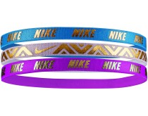 Nike Metallic Hårband 3-pack Tjej