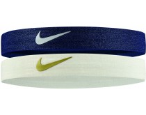 Nike Shine Stirnband 2er Pack