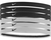 Nike Swoosh Sport Hairband 6-Pack