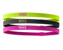 Nike Elastische Hairband 3-Pack