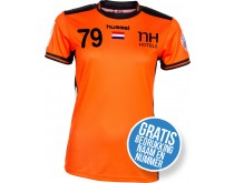 NL Handball Team Shirt Home Women