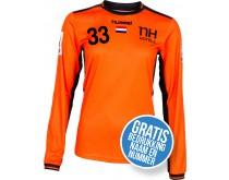 Nederlands Handbalteam Keepertrui Uit