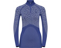 Odlo BL Top Neck LS Half-Zip Women