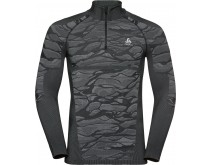 Odlo BL Top Neck LS Half-Zip Men