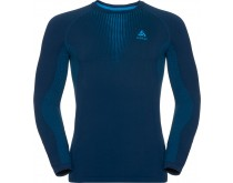 Odlo WARM Top Crew Neck LS Men