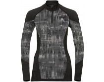 ODLO Blackcomp LS Half-Zip Women
