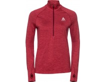 Odlo WARM Irbis Midlayer Half-Zip Women