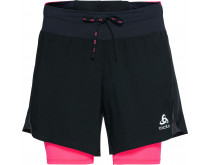 ODLO Trail 2in1 Short 6'' Women