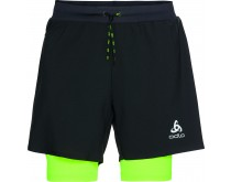 ODLO Trail 2in1 Short 6'' Men