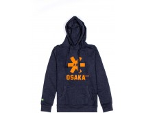 Osaka Deshi Kapuzenpulli Orange Star
