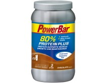PowerBar Plus 80% Bar Chocolate 700g