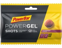 PowerBar PowerGel Shots Raspberry 1x60g