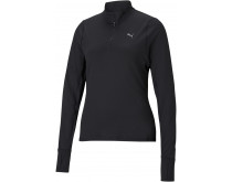 Puma Run Favorite Zip Shirt Women