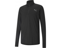 Puma Run Favorite zip Shirt Men