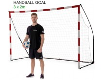 QuickPlay Handbaldoel 3 x 2m