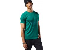 Reebok WR Poly Graphic Shirt Men
