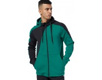 Reebok Colorblock Full-Zip Hoodie Men