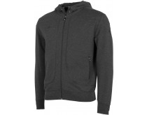 Reece Varsity Hooded Zip Sweater Men