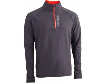Salming Half-Zip LS Tee Men