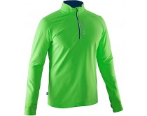 Salming Run Halfzip LS Tee Heren
