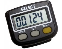 Select Step counter