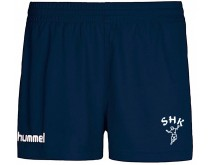 Hummel SHK Core Poly Shorts Women