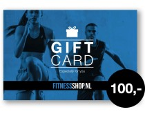 Giftcard Fitnessshop.nl 100 euro