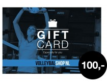 Giftcard Volleybalshop.nl 100 euro