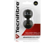 Tecnifibre Squashballs Double Yellow Dot