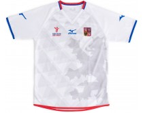 Czech Handballteam Home Jersey Men
