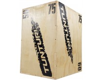 Tunturi Plyo Box Wood 50x60x75cm