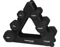 Tunturi Neopreen Dumbbells Set