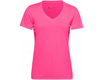 Under Armour Tech V-Hals Shirt Women