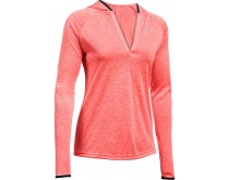 Under Armour Tech LS Hoody Dames