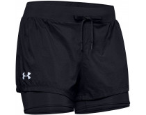 Under Armour Qualifier 2in1 Short Women