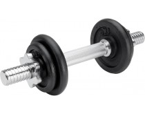 XQ Max Cast Iron Dumbbell 15 KG