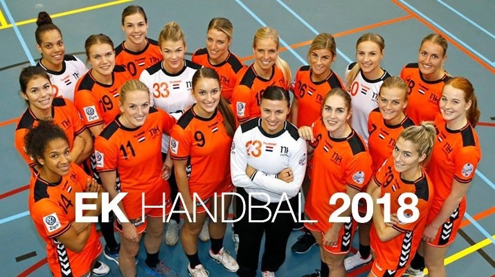 EK handbal damesteam